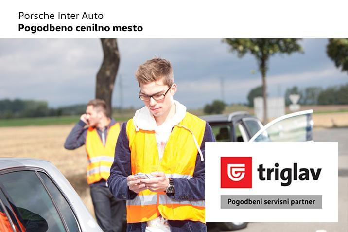 Uradni pogodbeni servis Zavarovalnice Triglav