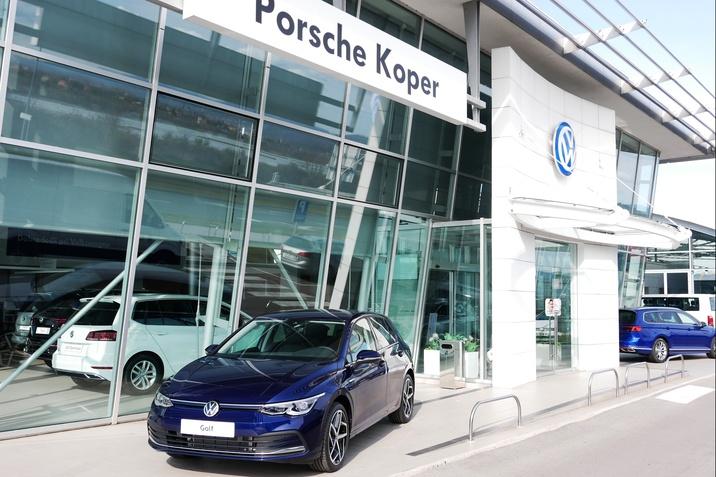 Golf 8 Porsche Koper