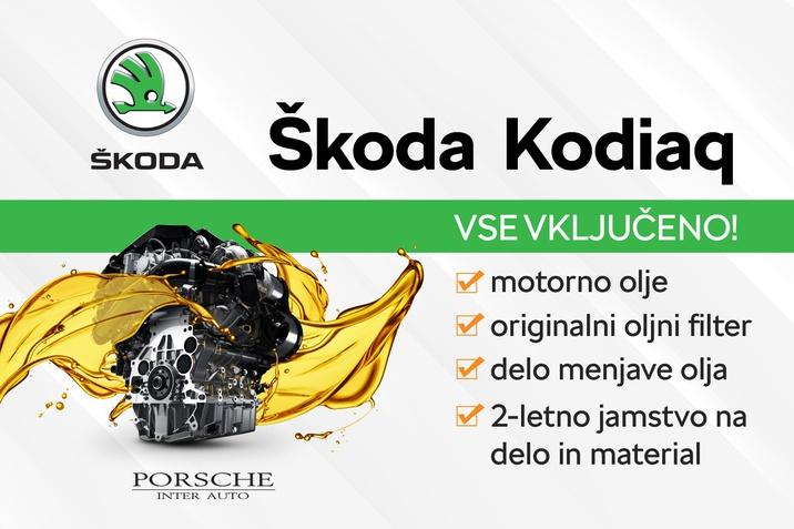 ŠKODA KODIAQ SERVIS